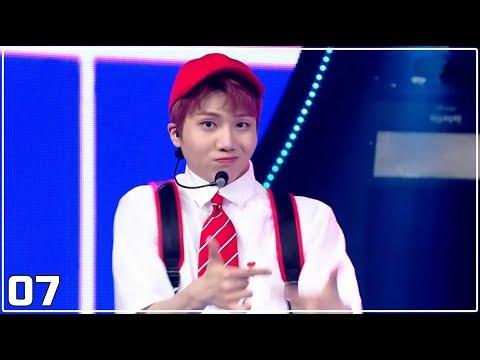 펜타곤(PENTAGON) - 빛나리(Shine) 교차편집(Stage Mix)