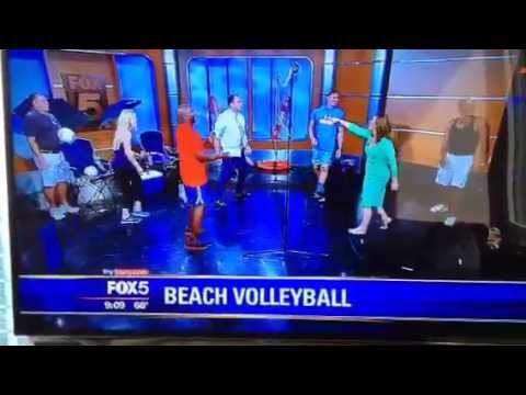 Big City Volleyball On Live TV