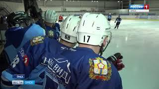 У хоккеистов-любителей — важнейшие матчи только впереди