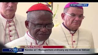 VAOVAO DU 10 SEPTEMBRE 2019 BY TV PLUS MADAGASCAR