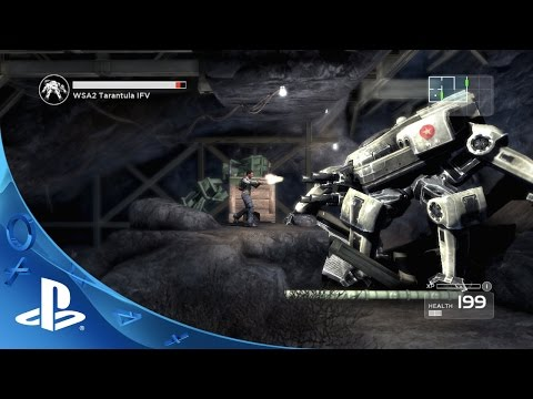 Shadow Complex Remastered Trailer