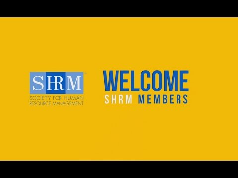 Background Info USA - SHRM Members