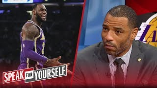 Kenyon Martin is not buying Walt Frazier's criticism of LeBron James   NBA   SPEAK FOR YOURSELF