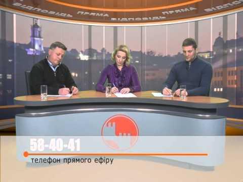 Пряма відповідь 27 лютого 2014. Cергій Герасимов, Руслан Мельник