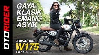 Kawasaki W175 2018 Test Ride Indonesia | OtoRider