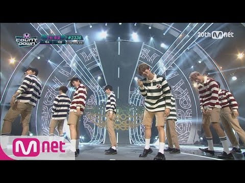 EXO - 'LOVE ME RIGHT' M COUNTDOWN 150618 CUTE Stage Ep.429