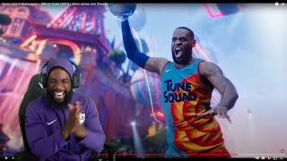 THIS LIT! Space Jam: A New Legacy – Official Trailer (2021) LeBron James, Don Cheadle