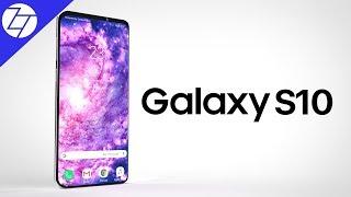 Samsung Galaxy S10 (2019) - FINALLY something NEW!
