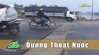 [An Ninh] Xây Dựng Đường Để Cấp Thoát Nước | Lâm Đồng | LDTV