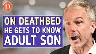 He Traded Time with Son for Money, On Deathbed He Realized His Mistake | @DramatizeMe