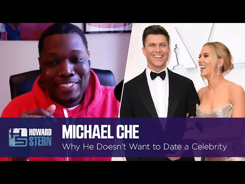 Why Michael Che Doesn't Want to Date a Celebrity