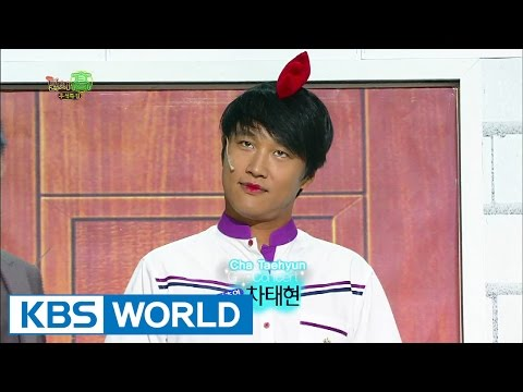 Chicken High School | 닭치고 (Gag Concert / 2014.09.27)