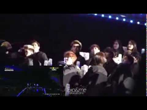 EXO reaction missing you 2ne1