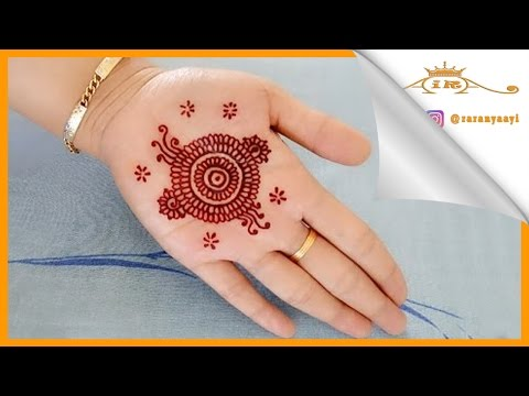Cara Membuat Tattoo Henna Sendiri Mudah Cepat Videomoviles Com