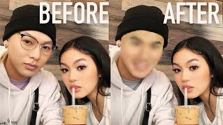 I FAKED HAVING A BOYFRIEND FOR A WEEK  👀💔