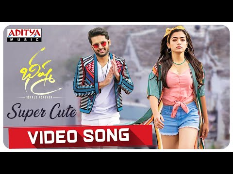 Super Cute Video Song | Bheeshma