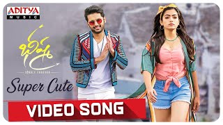 Super Cute Video Song- Bheeshma Movie- Nithiin, Rashmika..