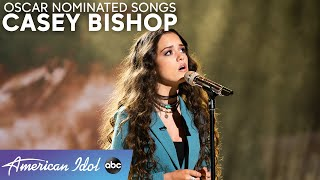 """Showstopping! Casey Bishop Puts Her Spin On """"Over The Rainbow"""" - American Idol 2021"""