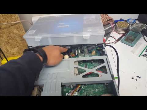 how to fix a clicking noise on a hard drive
