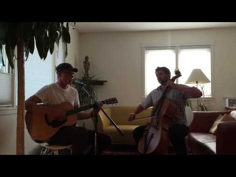 "Paul plays ""Bound"" Live Acoustic with Jesse Ahmann on Cello"