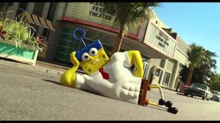 The SpongeBob Movie: Sponge Out of Water | Clip: Cannonball | Paramount Pictures International