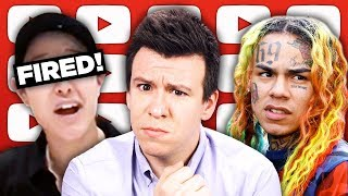 Why People Are Freaking Out About Chipotle Firing, Tekashi 6ix9ine Racketeering Arrest, & More...