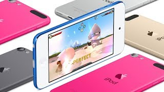 History of the iPod Touch