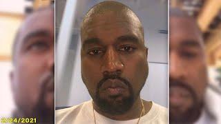 Kanye West Speaks On Kim Kardashian Divorcing Him