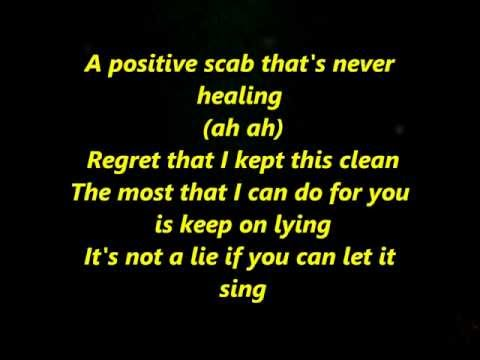 The Used - Let It Bleed Karaoke