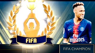 HOW TO BECOME CHAMPION IN FIFA MOBILE 19 ! I opened all divisions rewards packs - Masters upgrades