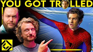 Andrew Garfield Spiderman is Real - VFX Artists Explain Why