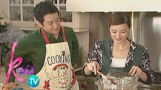 Kris TV: Maricar's famous Chocolate Cake recipe