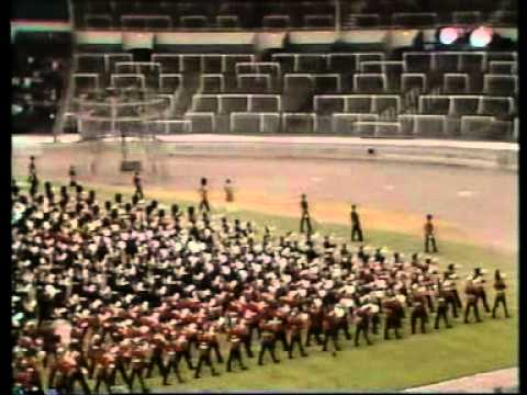 British Massed Military Bands Part 4.