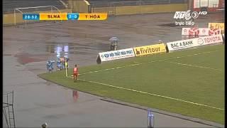 SLNA 4-0 Thanh Hóa (Vòng 6 V-League 2015)