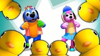 Nursery Rhymes and Kids Songs   Raggs TV 🦆Six Little Ducks