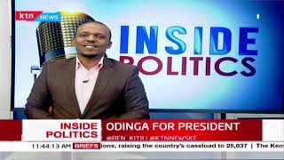 Will Jubilee endorse Raila Odinga as the next President?  | Inside Politics with Ben Kitili | Part 2