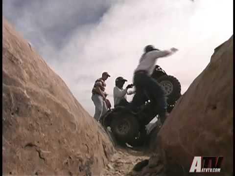 ATV Television Adventure - Moab Utah Trails Overview p 3