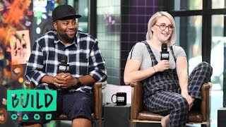 """Kenan Thompson & Tori Pence Chat About  """"Studio C - Live From NYC"""""""