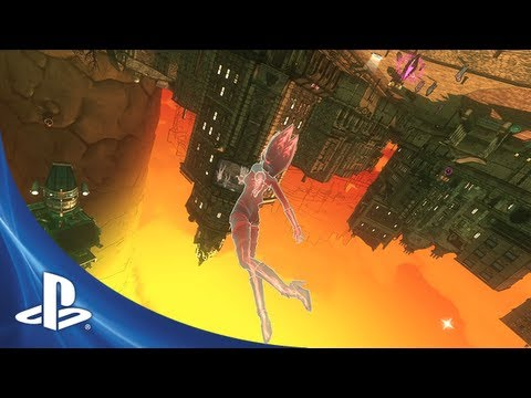 Gravity Rush™ Trailer