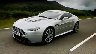 Aston Martin Vantage | Top Gear | BBC
