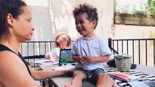 Vlog: NOT my Ideal Staycation | Family Vlog