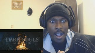Dark Souls Remastered Nintendo Switch Trailer Reaction