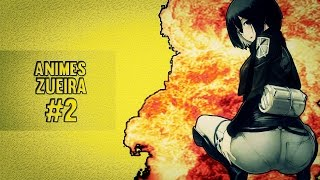 Animes Zueira #2- Shingeki no Charlotte