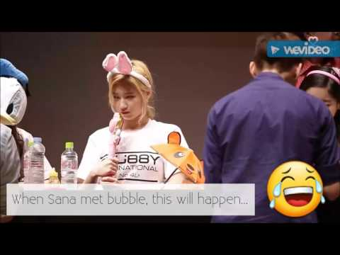 Sana (TWICE) The  Most Clumsy Member