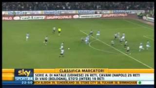Napoli-Udinese 1-2  17/04/11