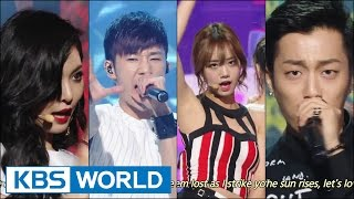 Yu Huiyeol's Sketchbook   유희열의 스케치북: Summer Special for Singles - Rise of a Couple (2014.08.22)