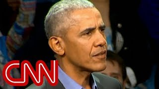Barack Obama: The character of our nation is on the ballot