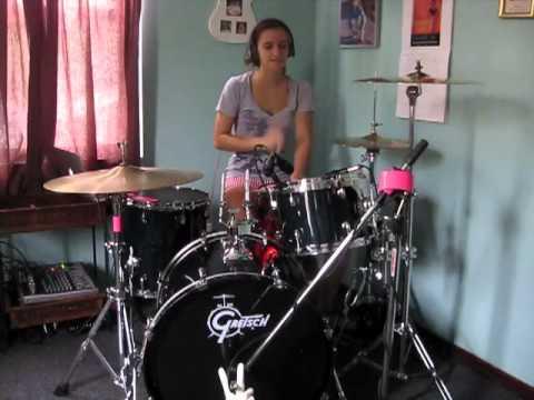 Wrecking Ball - Miley Cyrus (drum cover) - Bangerz Album ...