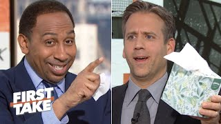 'Tom Brady is no longer elite!' – Max Kellerman | First Take