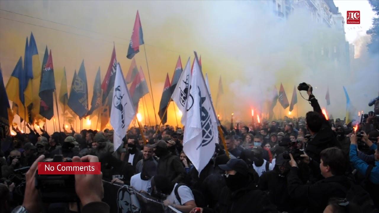 Офанаревший Порошенко и Третий рейх в Киеве